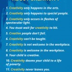 The 12 Most Pervasive Lies About Creativity