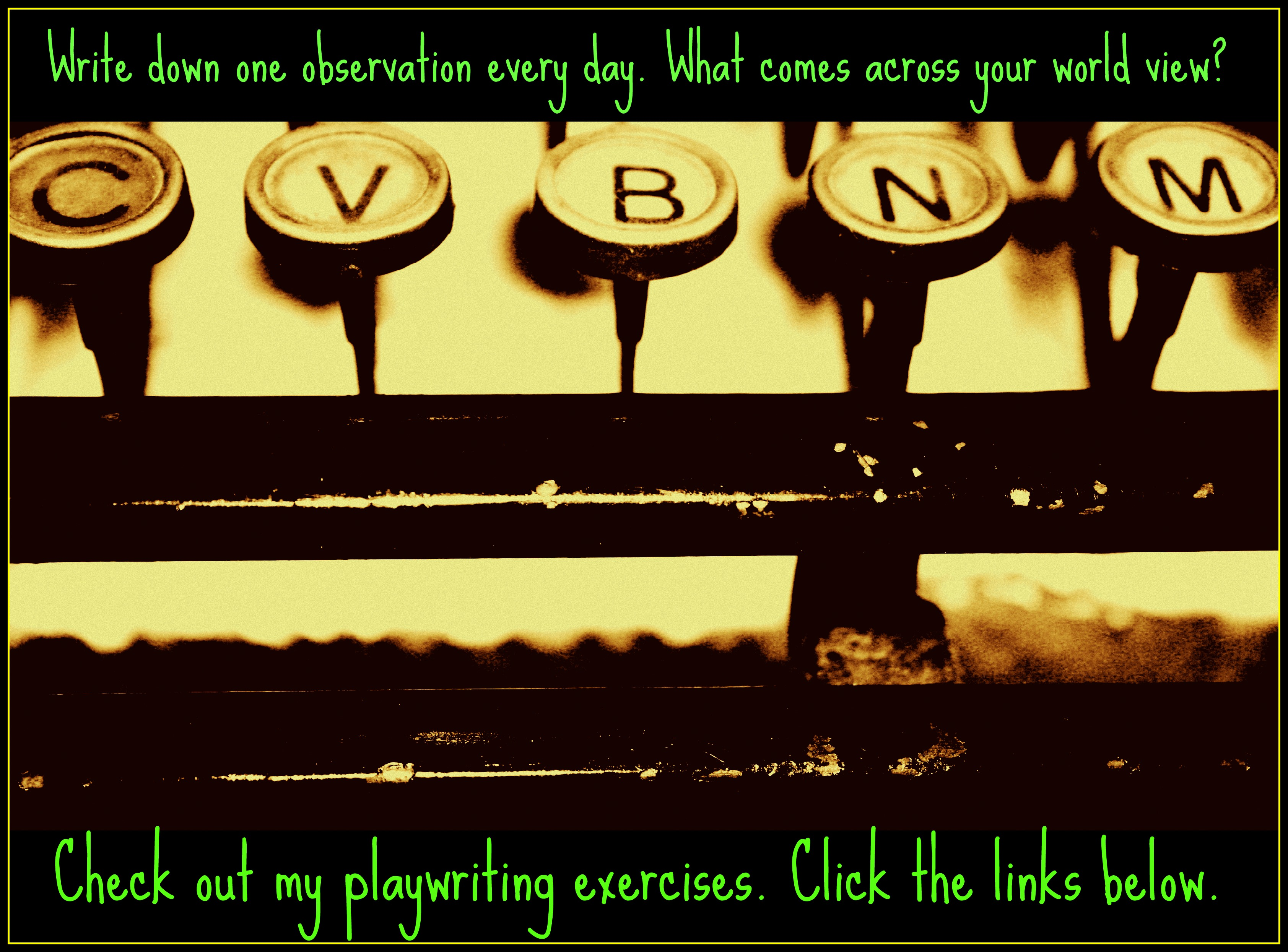 Introduction to Dramatic Writing: The Short Play